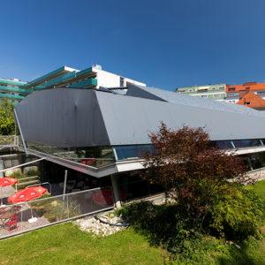 Gebäude Kindermuseum FRida und freD